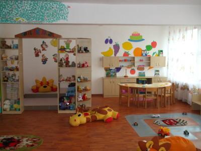 Sala ludoterapie CSEI Rosiori